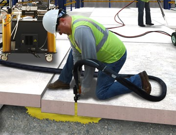 Nivelamento de Pisos e Placas de Concreto